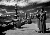 Temple Trumpeters