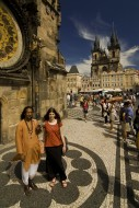 Haradhan in Prag