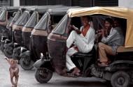 Riksha Parking