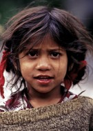 Himalaya child