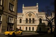 003 Spanielska Synagoga