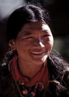 Tibetan Smile