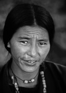 Tibetan Look