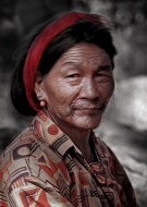 Tibetan Refugee